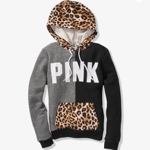 VS PINK Perfect Pullover Hoodie L